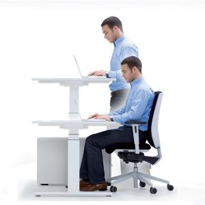 Steh-Sitz Tische